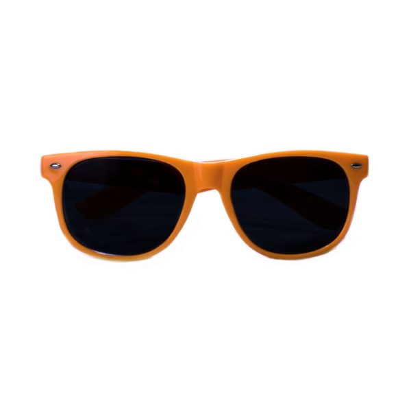 Oculos do Bloco de Carnaval de BH Funk You - Laranja